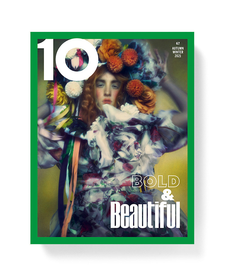 10 Magazine Issue 67 - Harris Reed cover